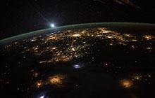 Satellite image licensed under Creative Commons