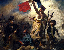 Photo by Eugène Delacroix on Wikipedia. Licensed under Creative Commons.