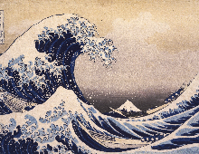 Katsushika Hokusai / Licensed under Creative Commons