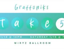 Graffoniks Take 5 Facebook page
